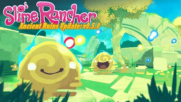 The Ancient Ruins update for Slime Rancher adds reality