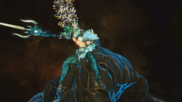 Poseidon is set to make a splash as Smite's newest god