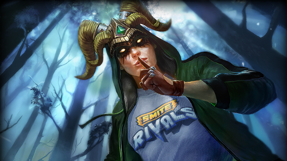 how to get smite rivals loki