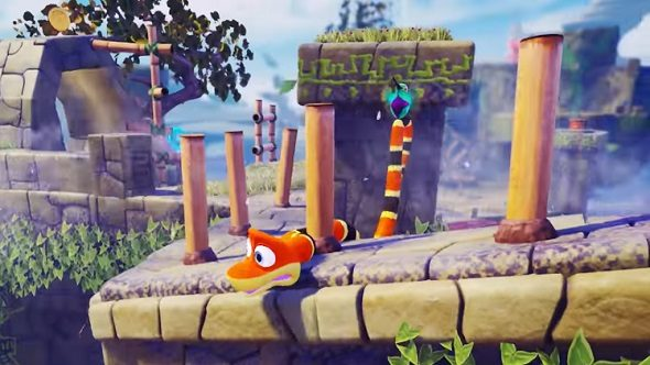 Snake Pass Air Realm