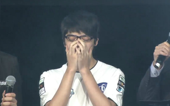 GSL Code StarCraft 2 Finals at IPL 5: HyuN and Sniper close out 2012 in seven bruising games