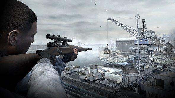 Sniper Elite 4 Deathstorm