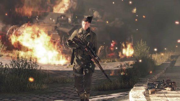 Sniper Elite 4 Timing