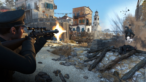 Sniper Elite 4 control multiplayer
