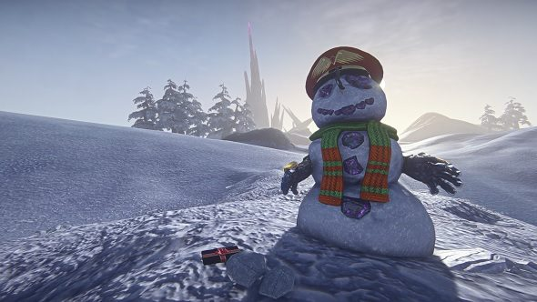 Snowmen Planetside 2