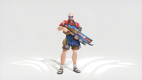 Soldier 76 - Grillmaster