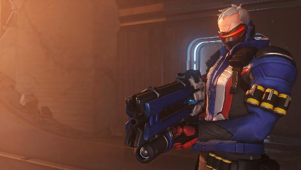 Overwatch Soldier: 76