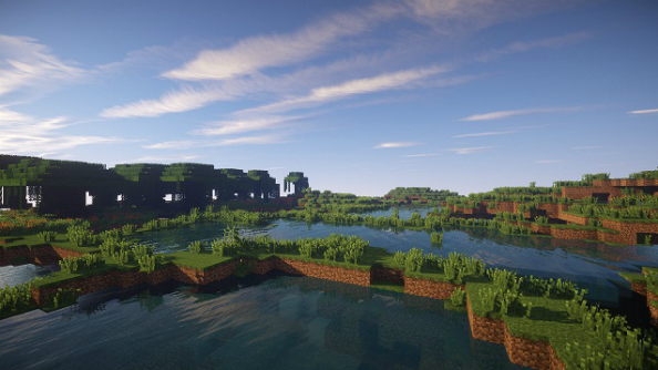 best minecraft shaders SEUS