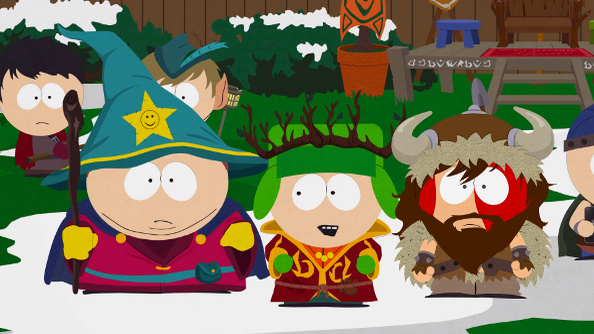 Best games of 2014: South Park: The Stick of Truth