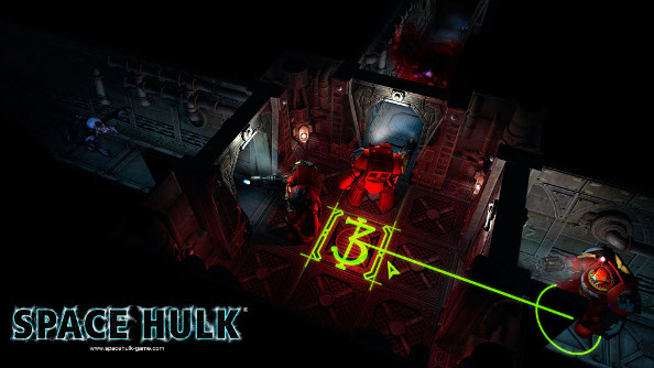 All aboard the Sin of Damnation: Space Hulk at GDC