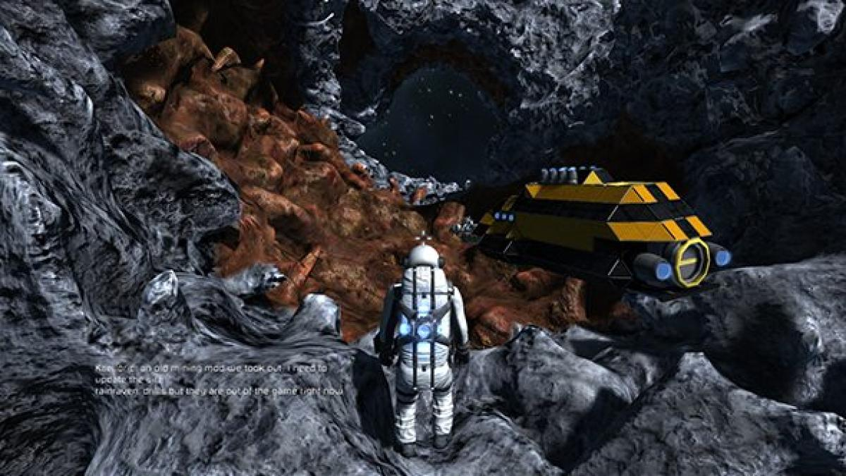Space Engineers Early Access Review Pcgamesn