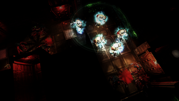Space Hulk Ascention Dark Angels expansion