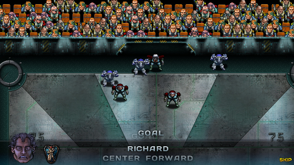 Speedball 2 HD available to score now