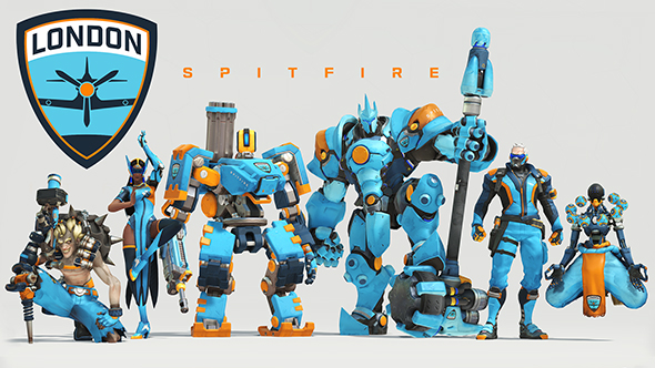 London Spitfire: Overwatch League's UK-based team with incredible talent