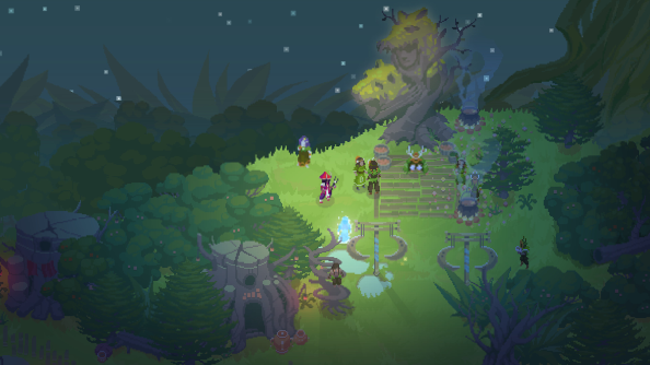 Square Enix Collective Moon Hunters