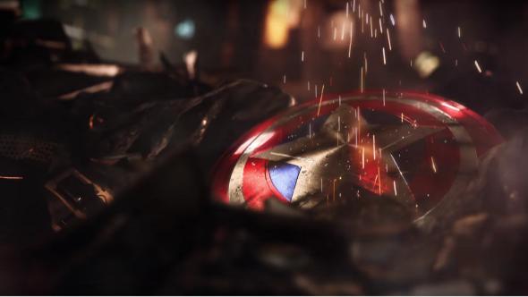 The Avengers project Square Enix Marvel Captain America