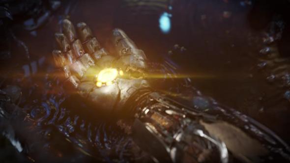 The Avengers project Square Enix Marvel Iron Man