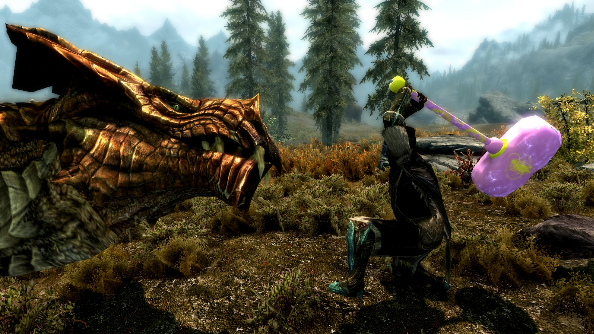 Best Skyrim mods - Squeaky Toys