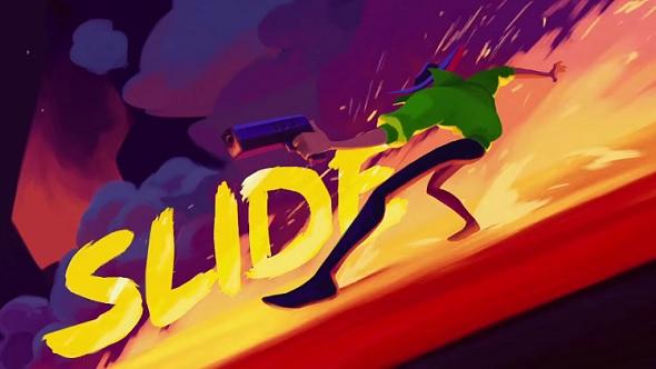 Stylish speedrunning platformer Standby slides onto Steam