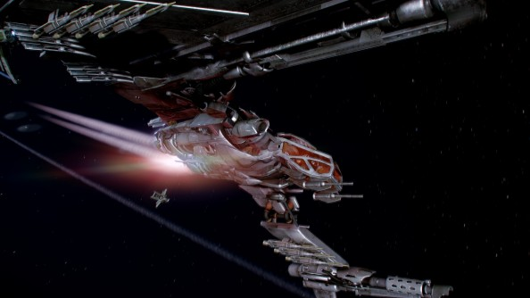 Star Citizen stretch goals announced; new ship and a friendly beeping repair bot
