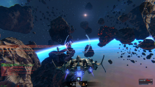 Star Conflict giveaway! Win one of 300 keys for the Black Hort premium spaceship!