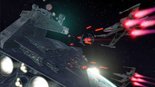 Star Wars Attack Squadrons beta impressions: a free-to-play attempt at reviving X-Wing