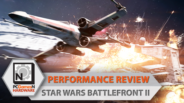 Battlefront 2 PC performance review header