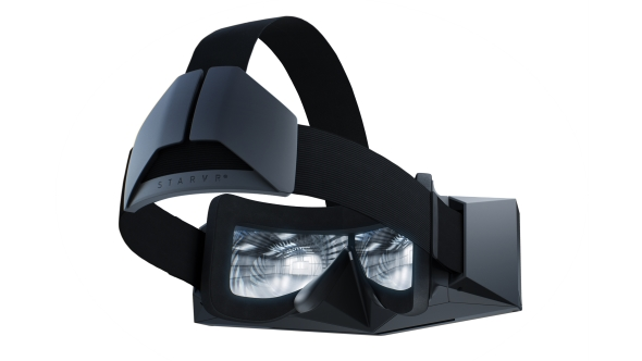 The first 5K StarVR headsets are finally shipping...but IMAX have grabbed them all