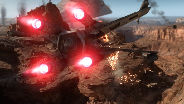 Star Wars Battlefront PC port review