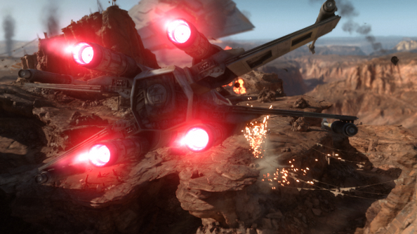 Star Wars Battlefront PC port review
