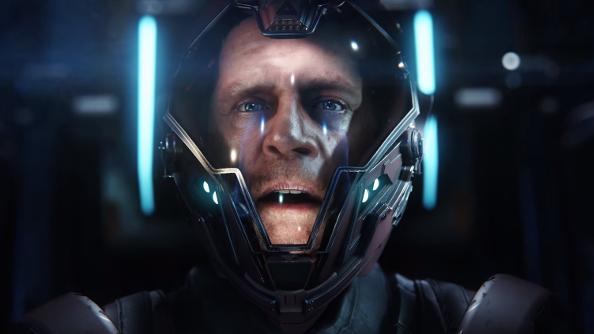 Mark Hamill's Star Citizen character