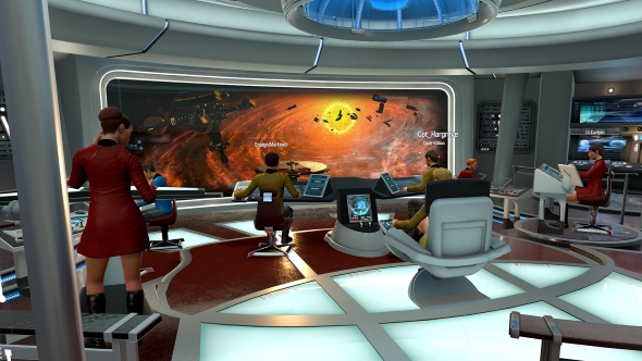 Star Trek Bridge Crew no VR