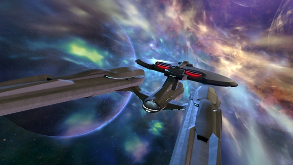 Star Trek Bridge Crew non VR Aegis