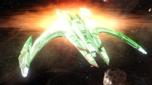 Star Trek Online Hur'q