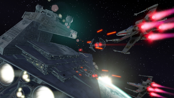 Star Wars Attack Squadrons Star Destroyer