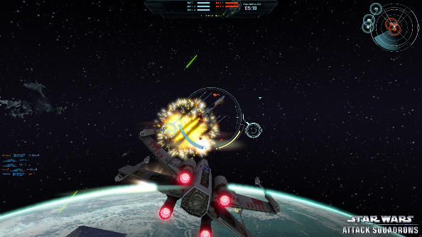 Star Wars Attack Squadrons in-game