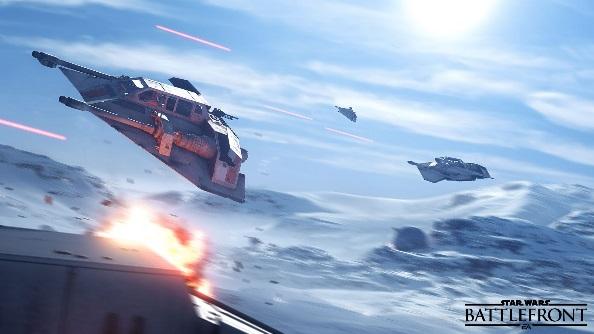 Star Wars Battlefront open beta