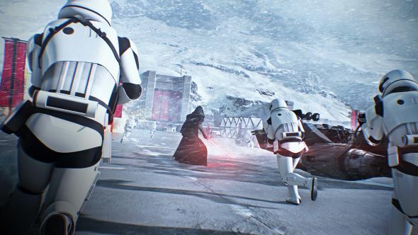 Star Wars Battlefront 2 Kylo Ren