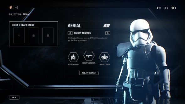 Star Wars Battlefront 2 Classes Aerial Rocket Trooper