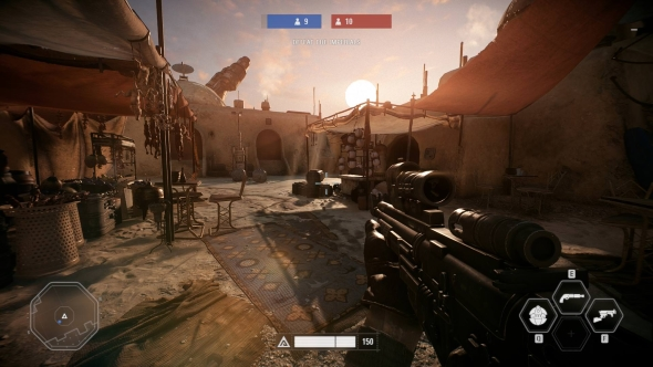 Star Wars Battlefront 2 PC graphics ultra