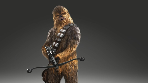 Star Wars Battlefront 2 heroes Chewbacca