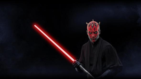 Star Wars Battlefront 2 heroes Darth Maul