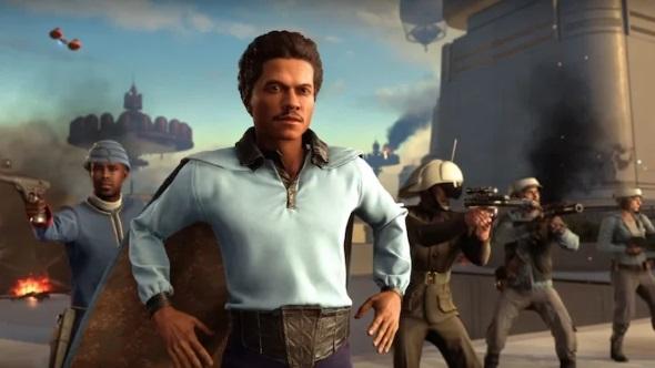 Star Wars Battlefront 2 heroes Lando