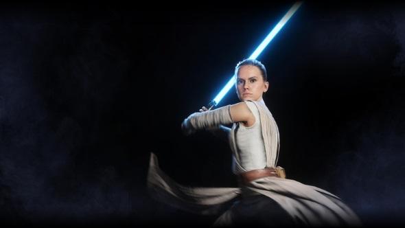 Star Wars Battlefront 2 heroes Rey
