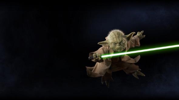 Star Wars Battlefront 2 heroes Yoda