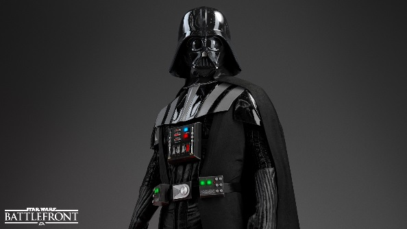 Star Wars Battlefront heroes Darth Vader