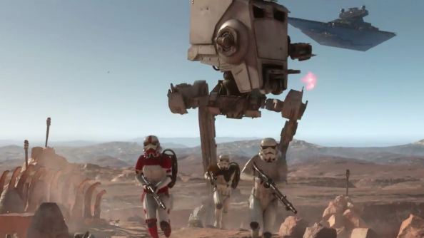 Star Wars Battlefront co-op missions E3 2015