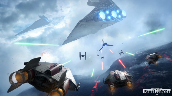 Star Wars Battlefront PC review