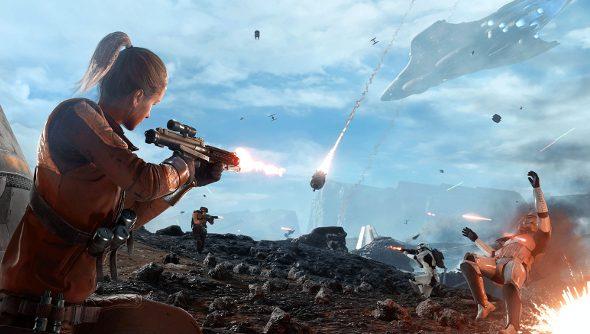 Star Wars Battlefront trailer