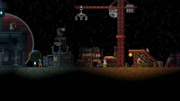Starbound Moon